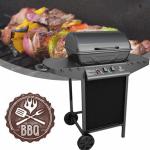 Pak maar liefst 61% korting op een gasbarbecue Oregon bij iChica