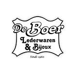 De Boer Lederwaren en Bijoux kortingscode