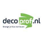 Decoprof kortingscode