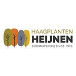 Haagplanten Heijnen kortingscode